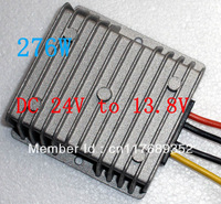 DC DC Converter 24V Step Down to 13.8V with 20A /280W Power Supply 24 to 13.8V Power regulator