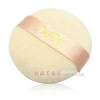 Cosmetic minghui 100% cotton powder puff honey powder puff powder puff Medium skin color m5