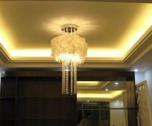 popular crystal pendant lamp