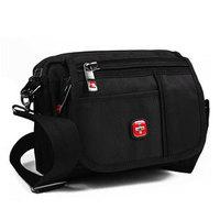 Switzerland saber new cross bill over shoulder slope movement outdoor recreational canvas purse