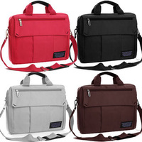 High quality nylon laptop bags 10 11 12 13 14 15 male women's portable notebook bags Free shipping