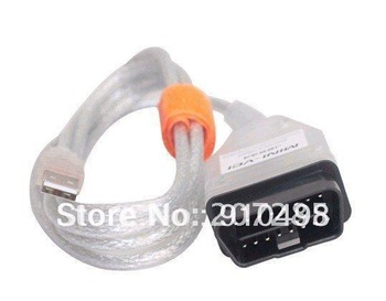 by dhl or ems 100 pieces 2013 Newly v7.31 .000 Mini VCI for toyota Tis Techstream MVCI J2534 for toyota Diagnostic Cable