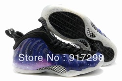 High quality newest air foamposite one Fighter Jet men penny hardaway shoes Mens basketball shoes free shipping size 41-47(China (Mainland))