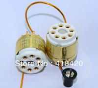 6J7 TO 6SJ7 Vacuum tube adapter socket converter