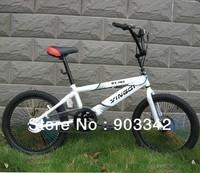 "*New arrive*Beginner 20"" BMX Bike Bicycle BX-003 Trial bike 68H Front and back Disc brake 5 color"