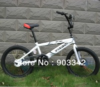 "*New arrive*Beginner 20"" BMX Bike Bicycle BX-003 Trial bike 68H Front and back Disc brake 5 color"