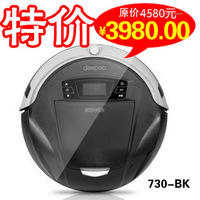Ranunculaceae worsley 730-bk intelligent vacuum cleaner robot