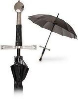 Rain gear sword umbrella long sword handle umbrella broadsword handle umbrella