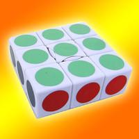 Full function LANLAN 1x3x3 Super 133 floppy Magic Puzzle Cube Developing Children Education Toys Gift