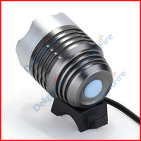 ( 10 pcs/lot ) 1200Lm Mirror Cup CREE XML-T6 LED MTB Mountain Bicycle Bike Lamp Light Headlight 4Modes+Battery Pack+Charger