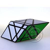 Speeding Smooth Magic blade Cube Professional Magic Puzzle Brain Teaser Puzzle Children Education Toys