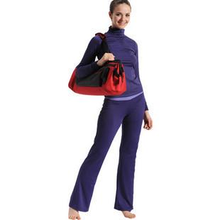2014 new women Yoga clothing long-sleeve  wear for the women sport apparel women kc Free shipping