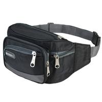 Male waist pack female waist pack oxford fabric bag casual outdoor waist pack/165