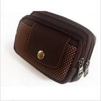 male mobile phone bag men's waist pack mobile phone bag oxford waist pack strap waist pack/167