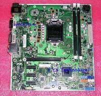 Free shipping for HP desktop Motherboard for Joshua H-JOSHUA-H61-uATX  Mainboard 670960-001 Intel H61 LGA 1155