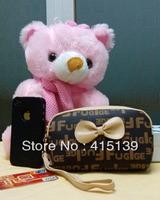 Hot selling mini handbag multifunctional women's handbag Clutch bag Purse  key wallet/mobile phone/coin purses  free shipping