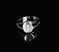 Free Shipping Twilight Jewelry Bella Moonstone Wedding Ring Engagement Birthday Valentine's Day New Year Girlfriend Gift