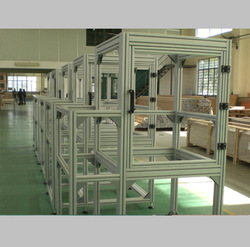 Products Applicationworking table Aluminium Profile-aluminum extrusion profile machine construction(China (Mainland))