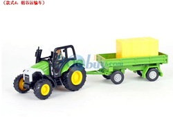 ETAM farm tractor toy car alloy model farm vehicle 4109 - 04(China (Mainland))