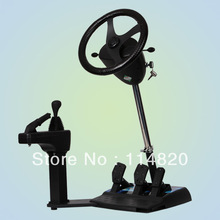 Enjoy Car Simulator Game And Driving Lessons in Same Machine Learn to Drive Car Simulator(China (Mainland))