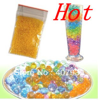 Free shiping  3g/opp  crystal water ball crystal mud water beads crystal soil   growing toy