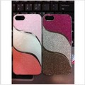 BlinkElectroplate three-color combination case for iphone5 shimmering powder hard back case cover for iphone5 without retail box