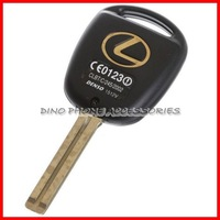 LEXUS 3 Buttons Remote Key Case Shell Cover Free Shipping