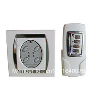 4-Channel Digital Wireless Remote Control Switch
