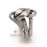 Mascot male titanium ring fashion vintage fashion male accounterment accessories