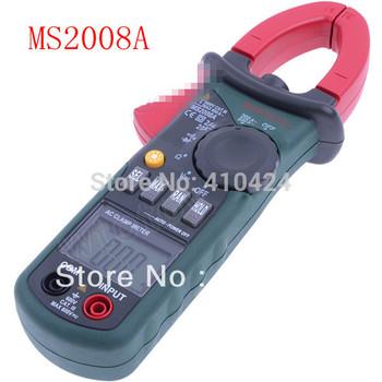 MASTECH MS2008A MINI DIGITAL CLAMP METER