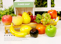 Artificial fruit fake fruit foam fruit home soft decoration