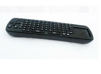 New Measy RC12 2-IN-1 Smart Wireless 2.4GHz Air Mouse + Touchpad Handheld Keyboard Combo, Wholesale