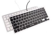 Free shipping Viewsonic ku855 notebook external keyboard computer ultra-thin keyboard mute usb keypad