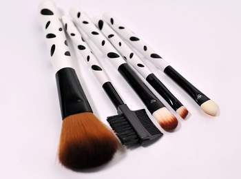 New Cosmetic Tool 5pcs Professional Makeup Brush Set  Powder Eyeshadow Brush