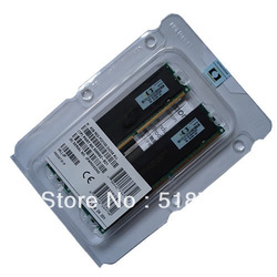 Top quality 300682-B21 4GB (2x2G) PC-2100 REG DDR 266MHz Server RAM Memory, retail, lifetime warranty(China (Mainland))
