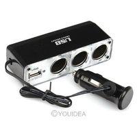 Инвертирующий усилитель мощности 2.1a USB DC 83624