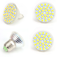 3pcs GU5.3 MR16/E27 LED Spot Lampe Ampoule AC Energy Saving Light Bulbs 80207-80211