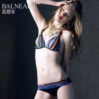 2013 swimwear push up bikini small bikini swimwear female hot spring 81286