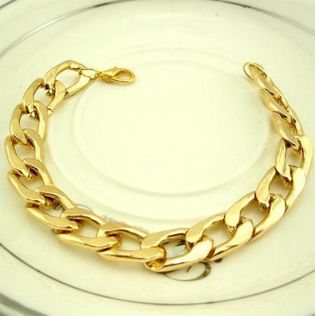 все цены на Браслет-цепь Blue coral 20pcs/lot , Men Bracelet в интернете