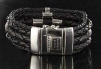 Buddha to buddha leather bracelet fashion