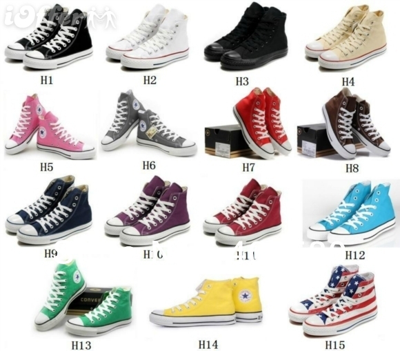 frees hipping NEW CANVAS HIGH/LOW MENS/WOMEN SHOES(China (Mainland))