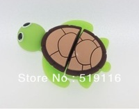 Wholesale Fashion Cute New mini green turtle/tortoise 4GB 8GB 16GB 32GB 64GB USB Flash 2.0 Memory Drive Stick Pen/Thumb/Car free