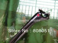 New NO LOGO Carbon fiber bicycle seatpost carbon fibre bike seat post 27.2/30.8/31.6*350mm