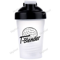 Free Shipping Shaker Bottle Blender Bottle with Stainless Mixer Shaker Bottle with blending ball