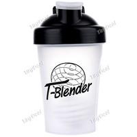 Free Shipping Shaker Bottle Blender Bottle with Stainless Mixer Shaker Bottle with blending ball
