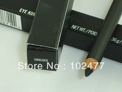 20pcs/lot New Eyeliner pencil (TEDDY + SMOLDER) 2 color eye liner !! free shipping(China (Mainland))