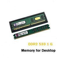 Brand New Sealed 1G DDR2 533 Desktop RAM Memory   Free Shipping