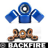 Backfire skateboard pro Skateboard beaings & long board wheels penny skateboard wheels