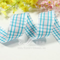 Ribbon 25mm plaid belt plaid belt diy hair accessory ribbon 25 50
