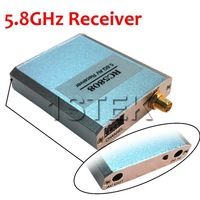 FPV 5725-5865MHz 8 channels 5.8GHz  Wireless Video Audio Receiver